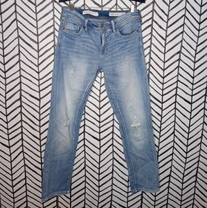 Pilcro and the letterpress Jeans Slim Boyfriend